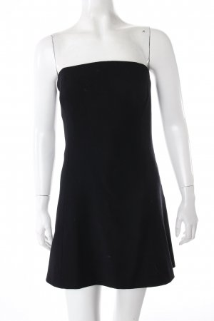 Versace Vintage Bustierkleid schwarz