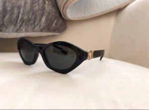 Versace Occhiale nero-giallo-oro