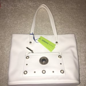Versace White Bag