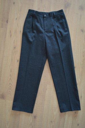 Versace Wollhose mit Bügelfalte, Gr. 32