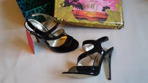 Versace for H&M High Heel Sandal black leather
