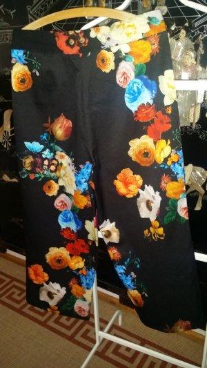Versace Pantalone jersey multicolore
