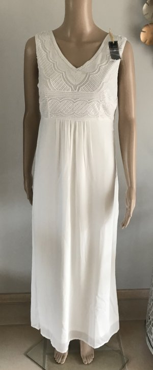 BPC Selection Premium Empire Dress white-natural white