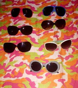 Sunglasses multicolored