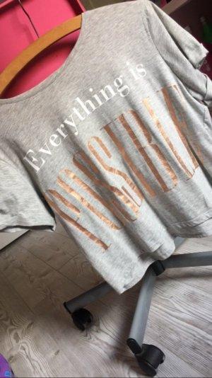 Pimkie Cropped shirt veelkleurig