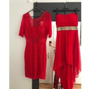 H&M Vestido de noche multicolor