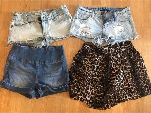 Verschiedene shorts in gr. 34