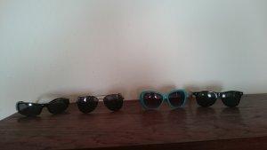 Verschiedene Sonnenbrillen