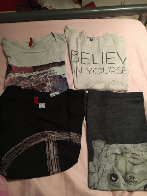 Verschiedene Tshirts