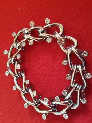 KAREN MILLEN Bracelet argenté