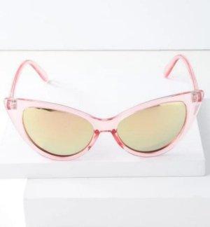 Sunglasses light pink-pink