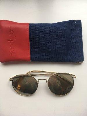 Verspiegelte Le Specs Sonnenbrille