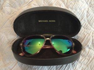 Verspiegelte Pilotenbrille von Michael Kors