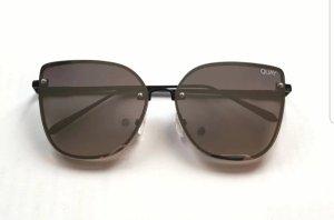 Quay Glasses black-silver-colored