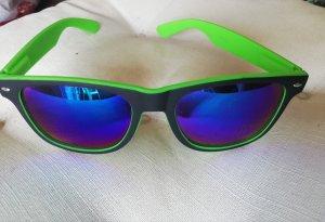 Verspiegelte Sonnenbrille Neu