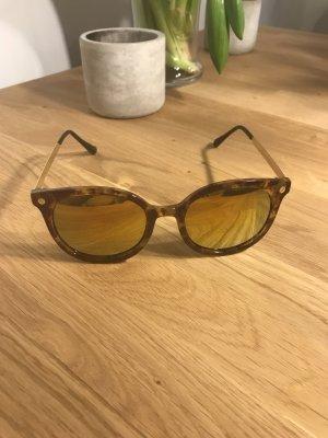 Verspiegelte Sonnenbrille, Vintage