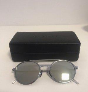 Gucci Round Sunglasses light grey-grey