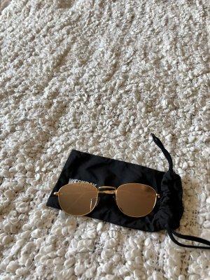 Verspiegelte Sonnenbrille Weekday