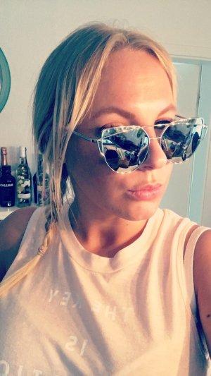 Verspiegelte Topmoderne Sonnenbrille *NEU*