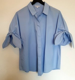 & other stories Oversized blouse azuur