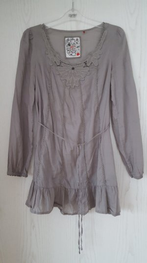 QS by s.Oliver Tunique-blouse gris