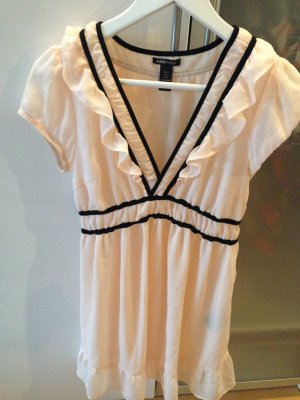 H&M Babydoll Dress cream