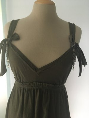 Abercrombie & Fitch Top linea A cachi