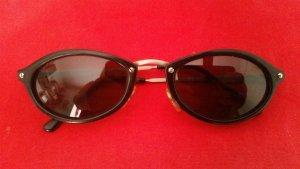 Versus Gianni Versace seltene Vintage Sonnenbrille ca. 90er Jahre schwarz