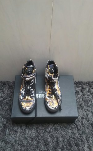VERSUS Versace High Top Sneaker multicolored
