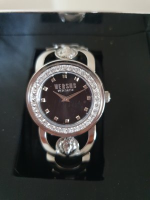 VERSUS Versace Analog Watch silver-colored