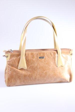 Vertice Handtasche mit Lackhenkeln
