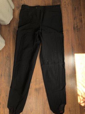 Vertigo Vastgebonden broek zwart