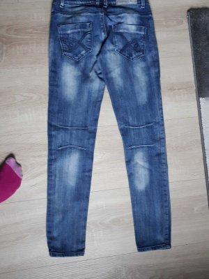 verwaschende Jeans
