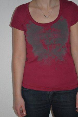 Verwaschenes schönes T-Shirt von edc Esprit in Gr. S (eher M)