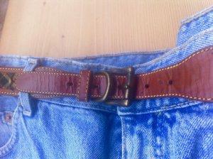 very british Vintage LederGürtel, M, used, sehr gute Qualität /Verarbeitung
