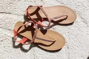 New Look Toe-Post sandals multicolored