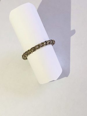 Ring gold-colored-black
