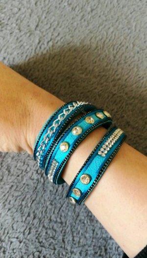 Armband turkoois