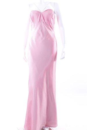 Vestido Bustierkleid pink-glänzend