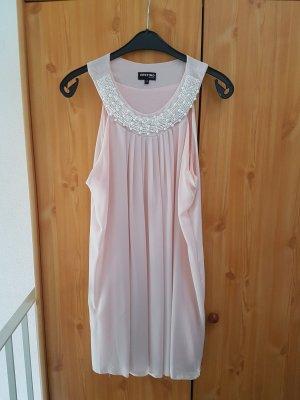 Vestino Event Kleid mit Perlen am Dekoltee - D 40 - D 44