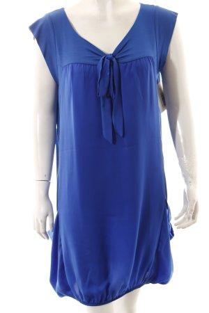 Vestino Longshirt blau Casual-Look