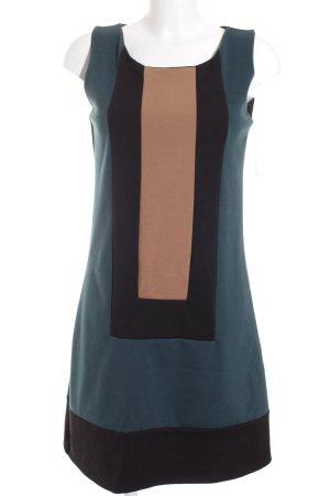 Vestino Sweatkleid mehrfarbig Elegant
