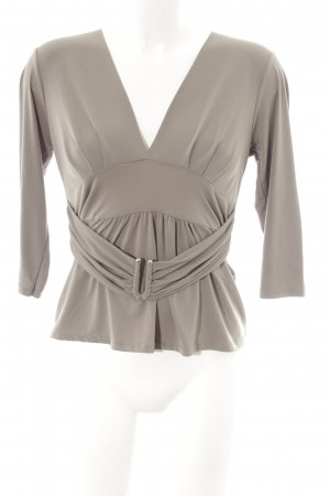Vestino Sweatshirt graugrün Casual-Look