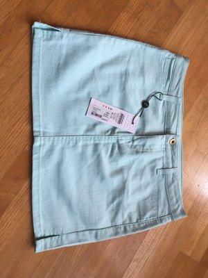 Veto Moda Jeansrock in babyblau