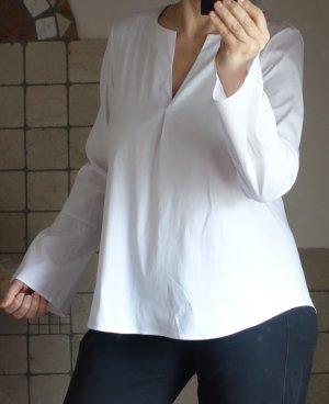 Via Appia Slip-over blouse wit Katoen