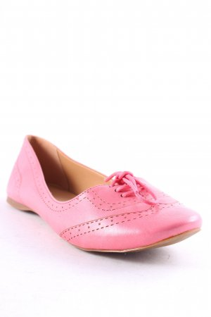 Via uno Ballerinas rosa Casual-Look