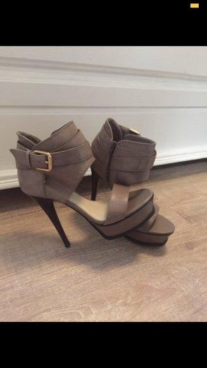 Via uno High Heel Sandal multicolored leather