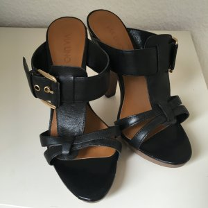Via uno High Heel Sandal black