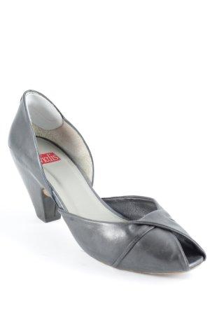 Vialis High Heels grau-dunkelgrau Elegant