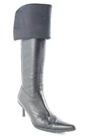 Vic Matie Absatz Stiefel schwarz Elegant